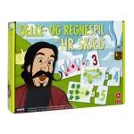 Hr. Skæg – Tælle- og regnespil