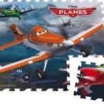 Gulvpuslespil – Flyvemaskiner