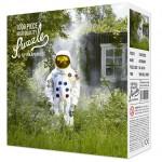 Space Garden-puslespil